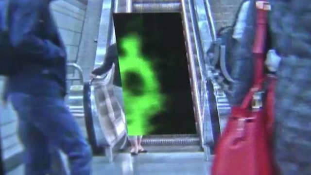 Los Angeles ramps up subway security