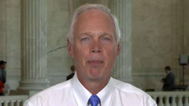 Sen. Johnson: How can anyone oppose Kavanaugh's nomination?