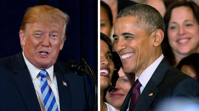Media rewriting history to credit Obama for Trump's wins? thumbnail