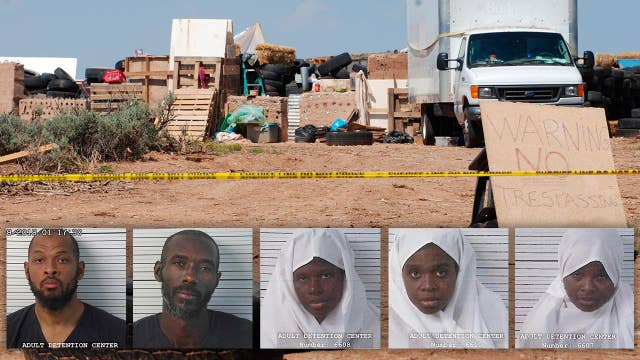 DA to appeal release of suspects at New Mexico compound