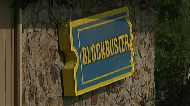 Inside the last Blockbuster store in America