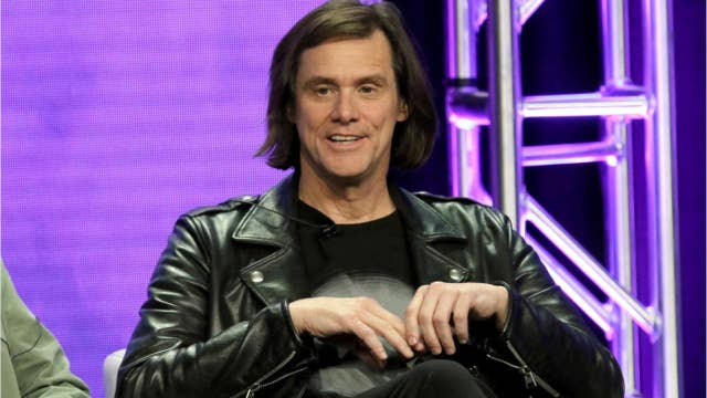 Jim Carrey says he wanted to 'destroy' Hollywood
