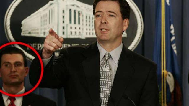 Jim Jordan on deposing George Toscas in FISA abuse probe