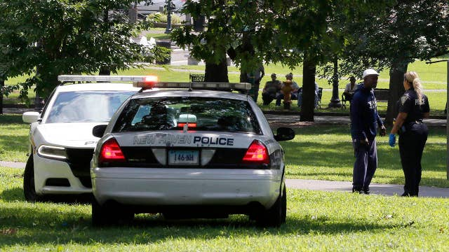 Horror as more than 70 people overdose in a Connecticut park