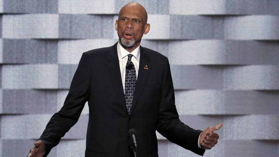Kareem Abdul-Jabbar reignites national anthem debate