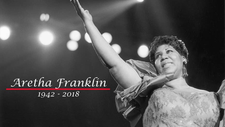 Aretha Franklin dead at 76, remembering the 'Queen of Soul'
