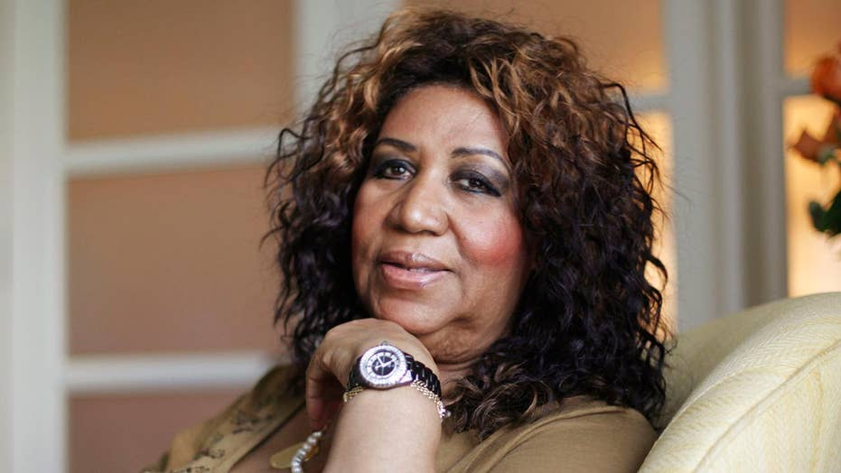 Singer Aretha Franklin dies at 76