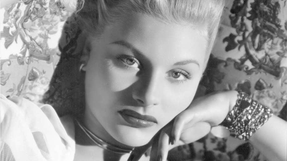 Former '50s star Barbara Payton endured a tragic downfall