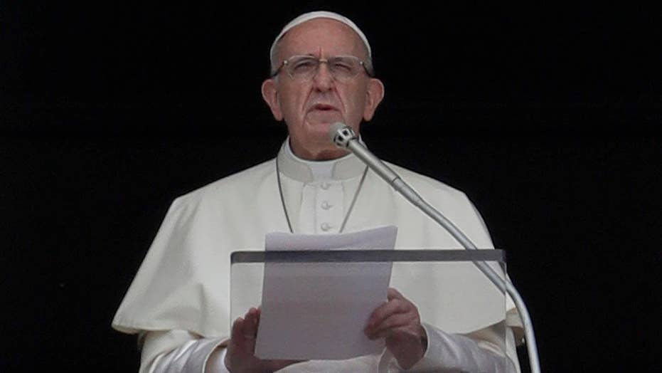 Vatican responds to Pennsylvania abuse accusations
