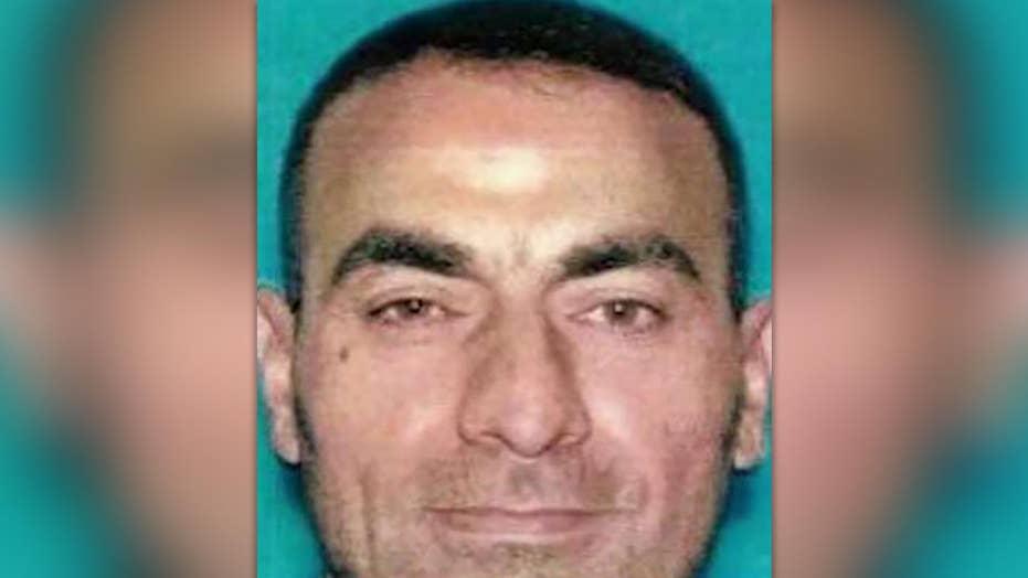 Accused ISIS terrorist arrested in California