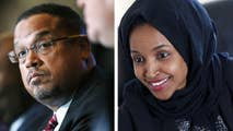 DNC vice chairman Keith Ellison won his primary race for state attorney general, despite allegations of domestically abusing an ex-girlfriend. Then, Ilhan Omar won the Democratic primary to replace Ellison in Minnesota's 5th congressional district, and she's accused of immigration fraud involving a bigamous marriage to her own brother. #Tucker