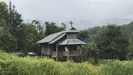 While the world's attention has been fixed on the horrific violence against the minority Rohingya Muslim population, Christians also face an ethnic cleansing campaign at the hand of the Burmese Army and associated militias.