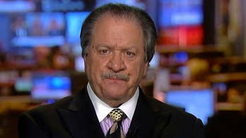 Joe diGenova and Pam Bondi speak out on 'Hannity' about the DOJ's handling of the Christopher Steele dossier.