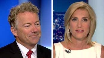 Did Rand Paul convince Trump to revoke John Brennan's security clearance? The Kentucky senator discusses Brennan and his diplomatic visit to Russia on 'The Ingraham Angle.'