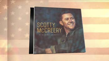 Newlywed Scotty McCreery tells love story on new album