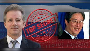 Ohr's work emails show contact with Christopher Steele during the 2016 campaign; Catherine Herridge reports on the revelations.