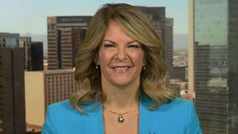 Republican Senate primary candidate Kelli Ward says she is the only 'America first' candidate in Arizona.