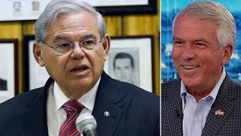 New Jersey Senate candidate Bob Hugin on running to replace incumbent Democratic Sen. Bob Menendez.