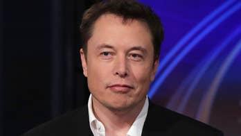 Billionaire entrepreneur Elon Musk is facing SEC scrutiny for a single tweet; chief congressional correspondent Mike Emanuel reports.