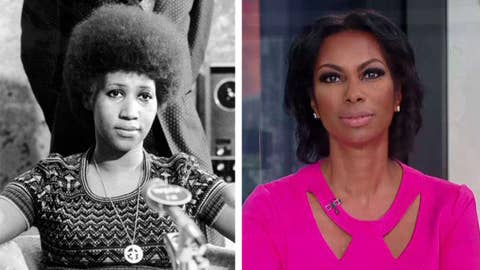 Harris Faulkner pays tribute to Aretha Franklin