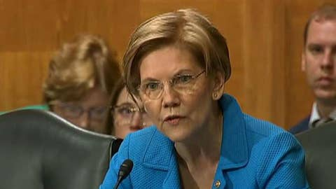 Sen. Warren pushes bill to nationalize US corporations