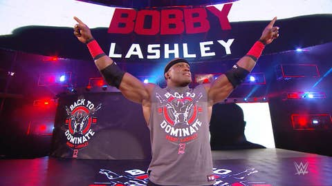 WWE's Bobby Lashley dishes on Summer Slam