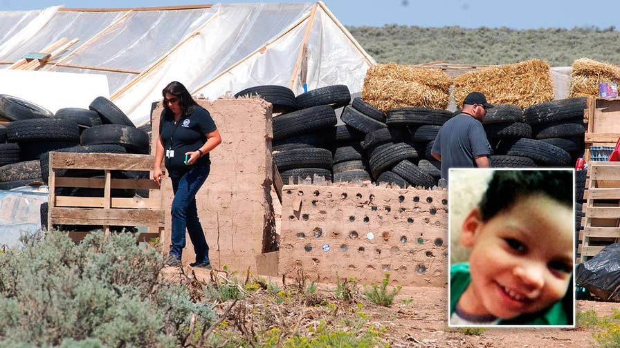 Remains located at 'extremist Muslim' compound positively identified as the missing 3-year-old son of one of the suspects; Alicia Acuna reports on if additional charges are coming.