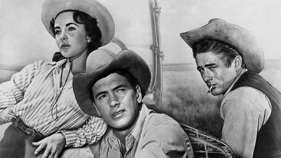 """A new book is revealing James Dean's final days on a volatile set of the 1956 film """"Giant"""" that also starred Rock Hudson and Elizabeth Taylor."""