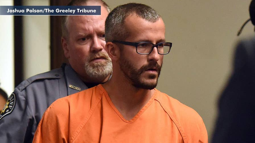 Christopher Watts is accused of murdering his pregnant wife Shanann Watts and their two daughters; William La Jeunesse reports from Los Angeles.