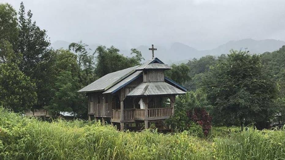 Christians face ethnic cleansing in Burma