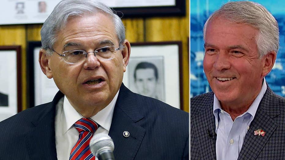 GOP Senate candidate: NJ deserves better than Bob Menendez