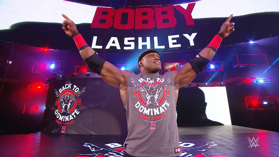 Wwes Bobby Lashley Dishes On Summer Slam And What He Does Outside