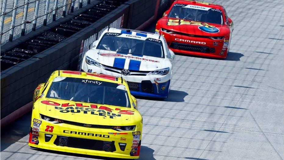 NASCAR stars are retiring earlier than before