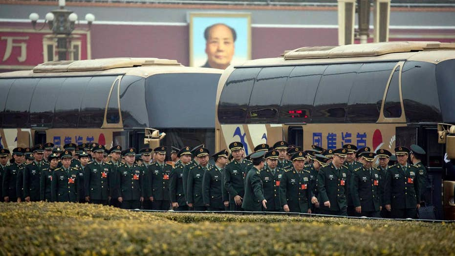 China's military has big aspirations – The US needs to be