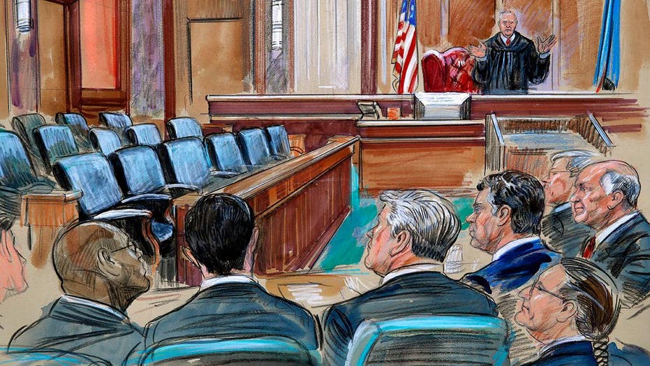 Judge Ellis denies request for info on Manafort jurors