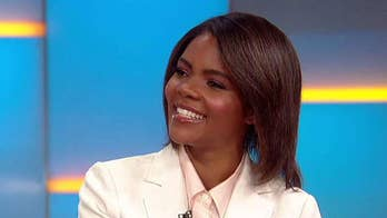 Candace Owens of Turning Point USA says supporters of President Trump are being silenced.