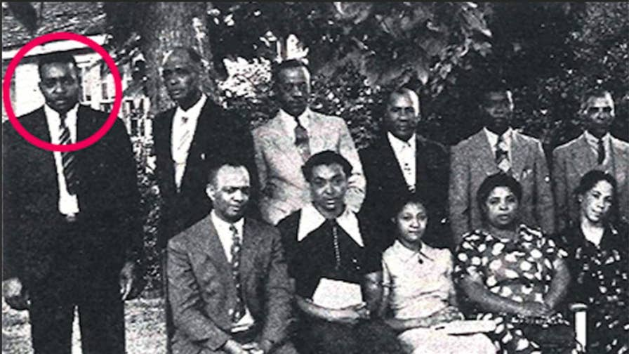 Elbert Williams was killed nearly 80 years ago for working to sign up African-Americans in Tennessee to vote. A retired attorney from the state, says he's uncovered evidence that the FBI mishandled the case and the local police may have been involved