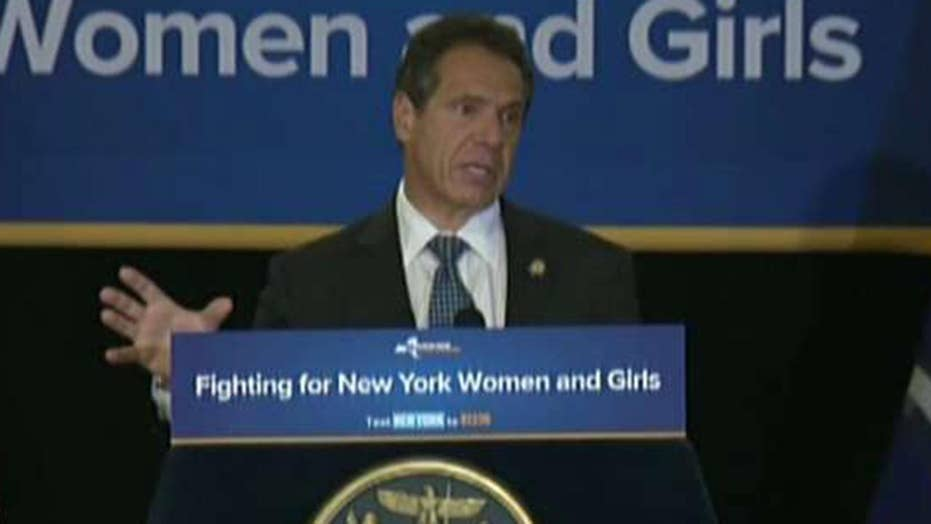 Cuomo walks back 'America not great' claim