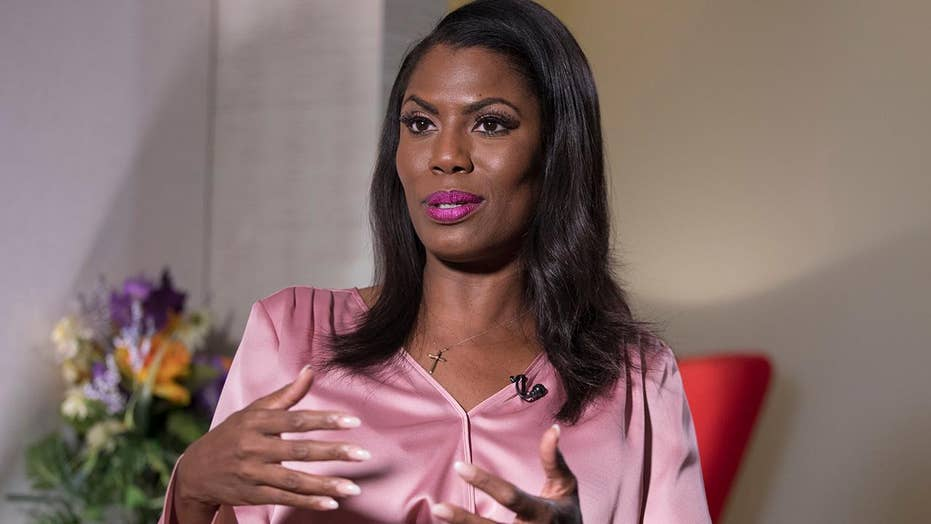 Should the White House be worried About Omarosa's tapes?