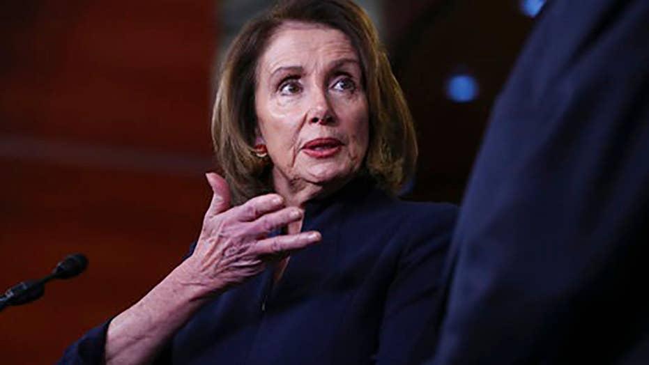 Pelosi's House leadership emerging as key 2018 midterm issue