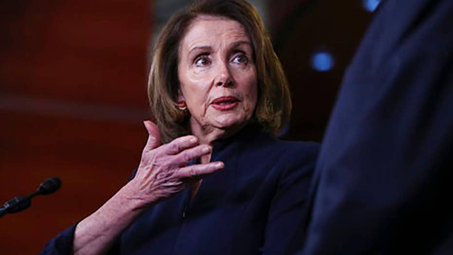 Pelosi's House leadership emerging as key 2018 midterm issue