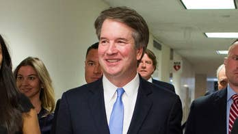 Former clerk for Judge Kavanaugh weighs in as confirmation battle nears.