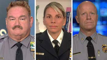 'Fox & Friends' law enforcement panel speaks out about violence against officers.