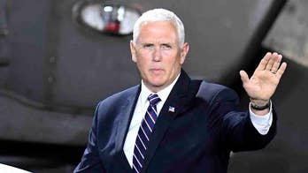 Vice President Pence to visit the Johnson Space Center to discuss the development of a Space Force with NASA officials; national security expert Michael Pregent weighs in.