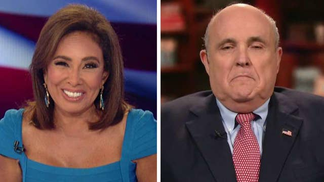 Giuliani reacts to report McGahn is cooperating with Mueller