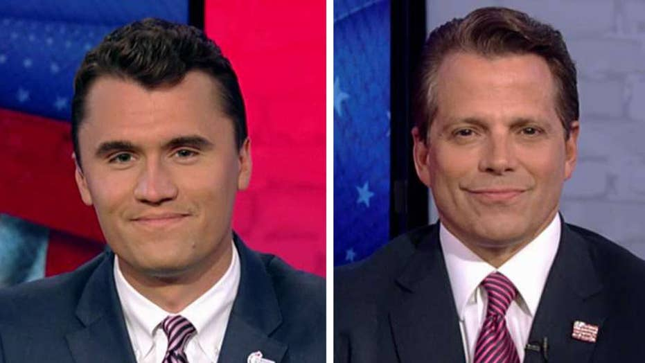 Scaramucci, Kirk sound off on Brennan, Cuomo