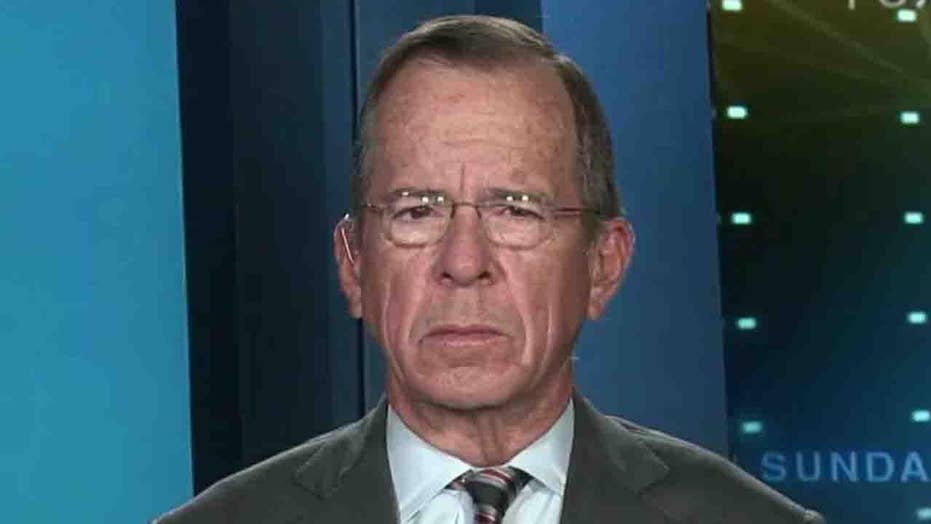 Adm. Mike Mullen on ex-intel officials keeping clearances