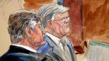 Jurors continue third day of deliberations in trial of former Trump campaign chairman Paul Manafort; Peter Doocy reports from Alexandria, Virginia.