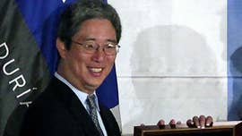 "President Trump on Monday questioned why Attorney General Jeff Sessions hasn't fired Department of Justice official Bruce Ohr, pointing to Ohr's connection to the ""phony, dirty and discredited"" dossier financed by Democrats during the 2016 campaign."
