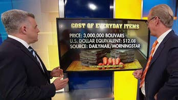 Country's inflation to hit 1 million percent by the end of year according to the International Monetary Fund.